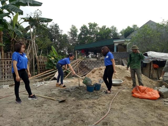 Bạn đọc giúp 4 mẹ con chị Lương Thị Vân có nhà mới  - 3