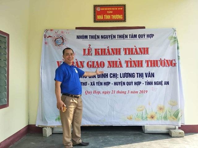 Bạn đọc giúp 4 mẹ con chị Lương Thị Vân có nhà mới  - 8
