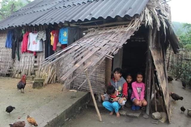 Bạn đọc giúp 4 mẹ con chị Lương Thị Vân có nhà mới  - 2