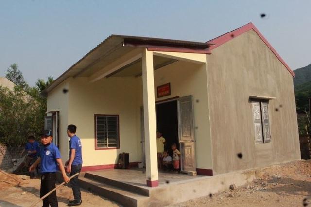 Bạn đọc giúp 4 mẹ con chị Lương Thị Vân có nhà mới  - 6
