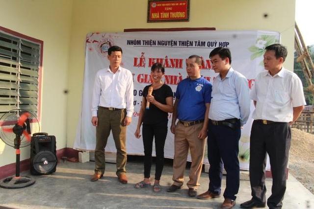 Bạn đọc giúp 4 mẹ con chị Lương Thị Vân có nhà mới  - 10