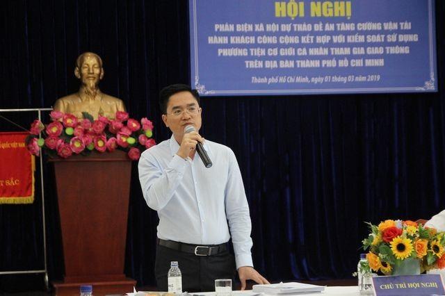 TPHCM bầu tân Giám đốc Sở Giao thông vận tải - 2