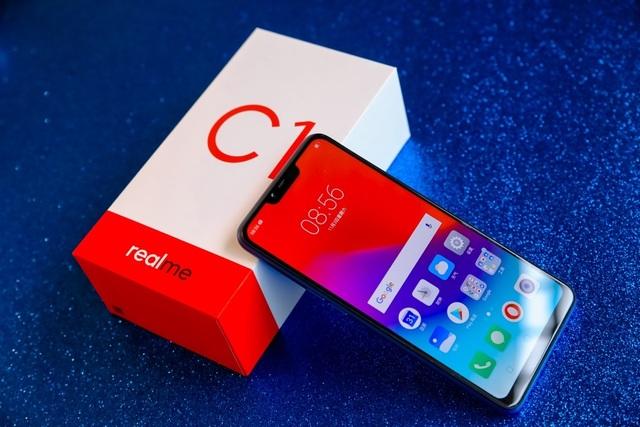 Realme ghi dấu trên thị trường smartphone Việt - 1