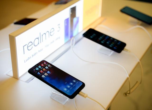 Realme ghi dấu trên thị trường smartphone Việt - 2