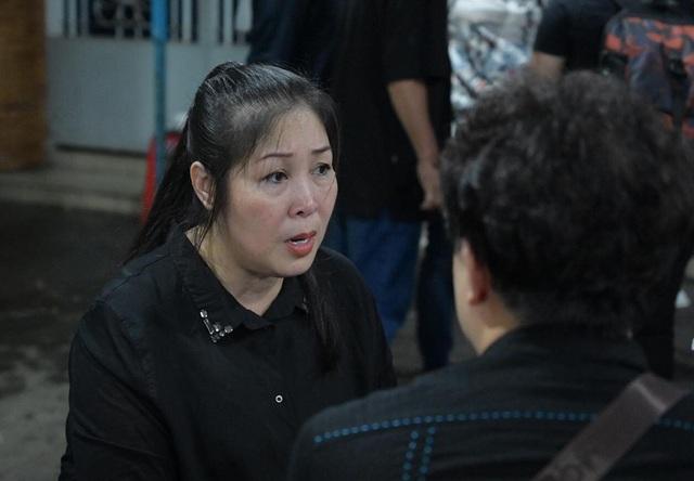 Phương Thanh, Minh Nhí, Trịnh Kim Chi… nghẹn ngào tiễn biệt nghệ sĩ Anh Vũ - 3
