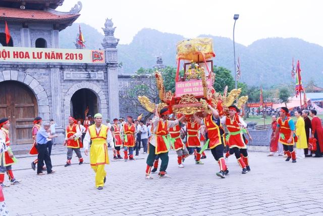 Nét độc đáo của lễ hội Hoa Lư di sản văn hóa phi vật thể quốc gia - 10