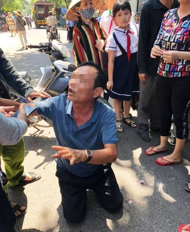 Giám đốc Công an Bình Định: Sẽ xử lý nghiêm vụ xe Lexus tông 4 người chết - 1