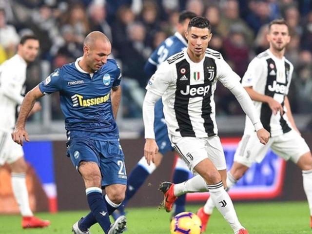 C.Ronaldo lần đầu tiên đăng quang Serie A cùng Juventus?
