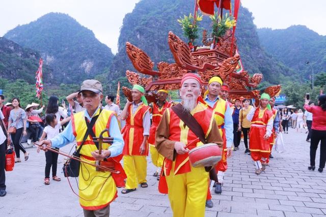 Nét độc đáo của lễ hội Hoa Lư di sản văn hóa phi vật thể quốc gia - 1