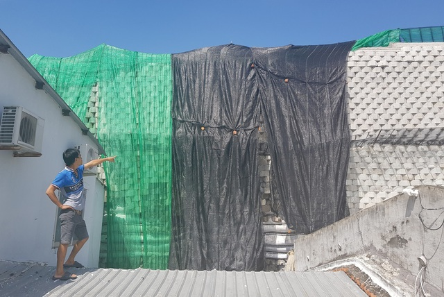 """Dân đồng ý bán đất, Sở nói kiên quyết thực hiện phương án tháo dỡ tường chắn """"khủng"""" - 3"""