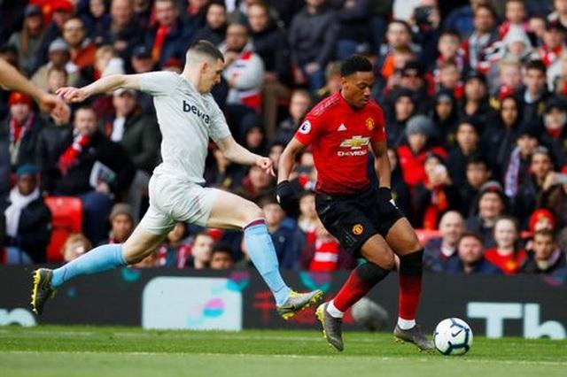 Nhìn lại trận thắng may mắn của Man Utd trước West Ham - 14