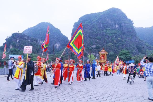Nét độc đáo của lễ hội Hoa Lư di sản văn hóa phi vật thể quốc gia - 8