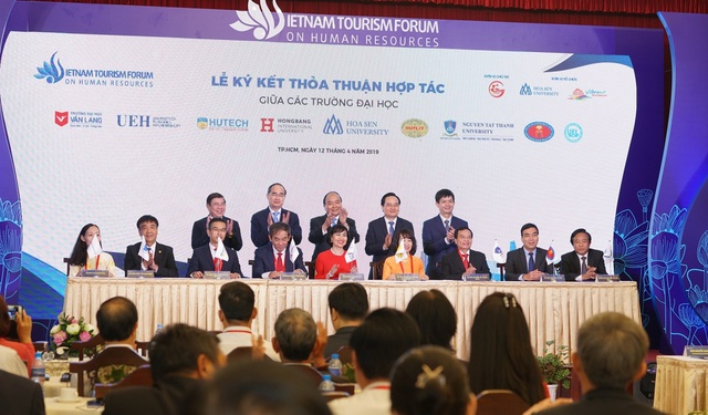 9 trường đại học ký kết hợp tác đào tạo ngành Du lịch - 1