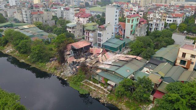 Vụ cháy nhà xưởng khiến 8 người chết: Cần giải tỏa hết nhà xưởng trên đất lấn chiếm - 2