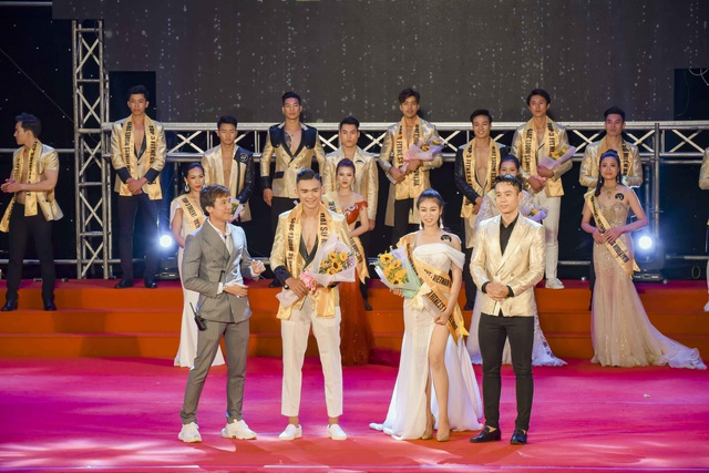 Xuân Đạt,Xuân Quỳnh đăng quang Quán quân Vietnam Fitness Model 2019 - 2