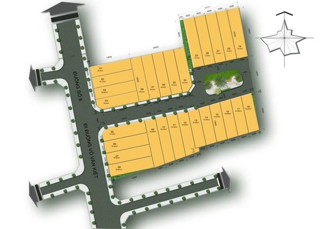 Khu dân cư DOLA An Lạc Bình Tân: đất nền sổ đỏ, xây dựng tự do - 2