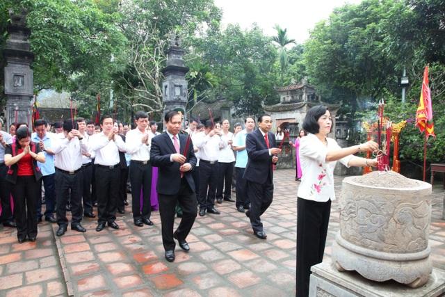 Nét độc đáo của lễ hội Hoa Lư di sản văn hóa phi vật thể quốc gia - 7