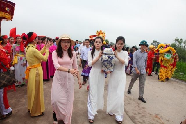 Nét độc đáo của lễ hội Hoa Lư di sản văn hóa phi vật thể quốc gia - 6