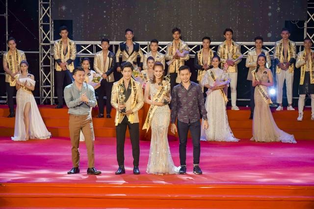 Xuân Đạt,Xuân Quỳnh đăng quang Quán quân Vietnam Fitness Model 2019 - 3