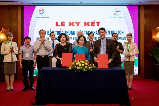 Bamboo Airways cam kết hợp tác xúc tiến quảng bá du lịch thông qua đường hàng không - 1