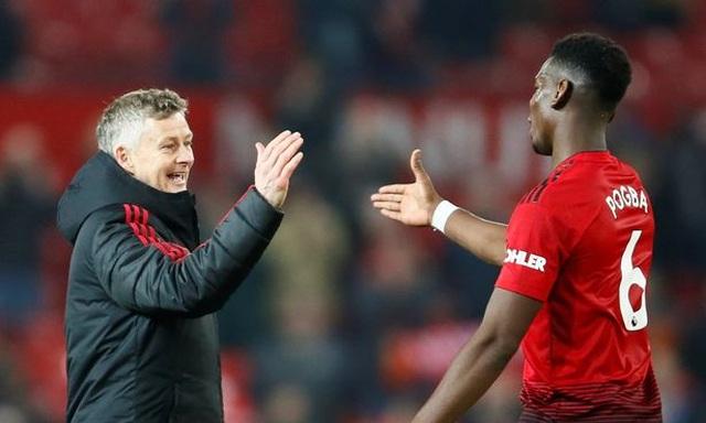 Solskjaer bảo vệ Pogba trước tin đồn rời Man Utd - Ảnh minh hoạ 2
