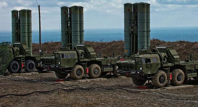 Mỹ kêu gọi Thổ Nhĩ Kỳ xếp xó hệ thống phòng thủ S-400 - 1