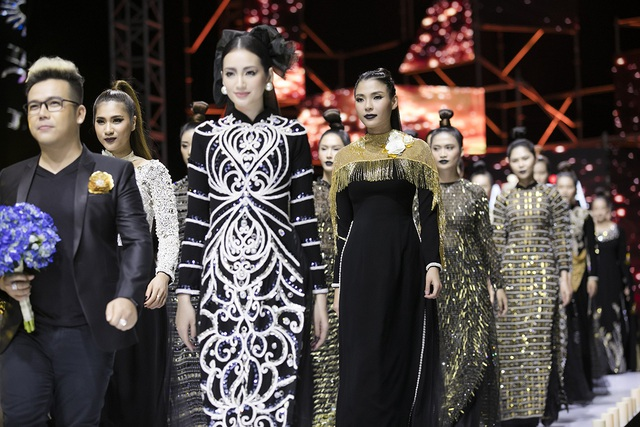 Thuý Diễm hoãn kỷ niệm ngày cưới đi catwalk với Trang Trần, Kim Dung - 5