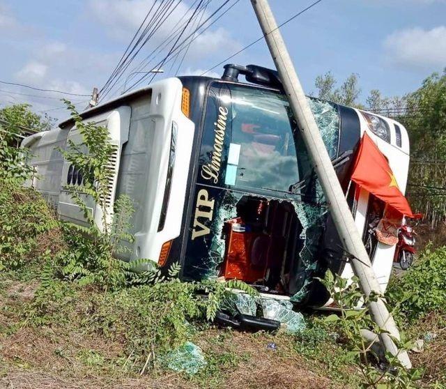 66 người chết vì tai nạn giao thông trong 3 ngày nghỉ Giỗ Tổ - 1
