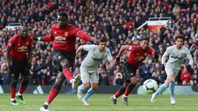MU lập kỷ lục về hưởng phạt đền ở Premier League - 1