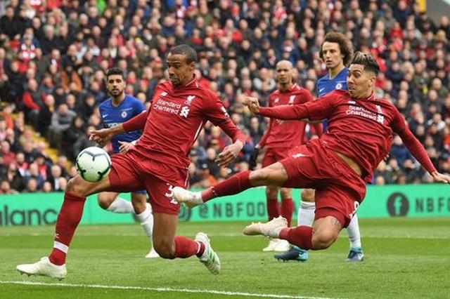 Liverpool 2-0 Chelsea: Hai phút, hai bàn thắng và ngôi đầu bảng - 10