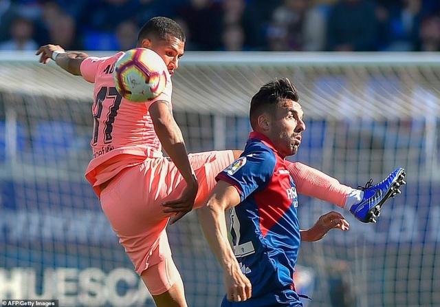 Hòa đội cuối bảng, Barcelona chỉ còn hơn Atletico 9 điểm - 6