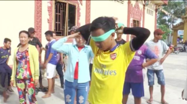 Đồng bào dân tộc Khmer đón Tết cổ truyền Chôl-Chnăm-Thmây - 10