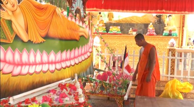 Đồng bào dân tộc Khmer đón Tết cổ truyền Chôl-Chnăm-Thmây - 5