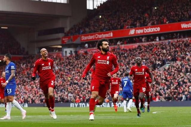 Liverpool 2-0 Chelsea: Hai phút, hai bàn thắng và ngôi đầu bảng - 7