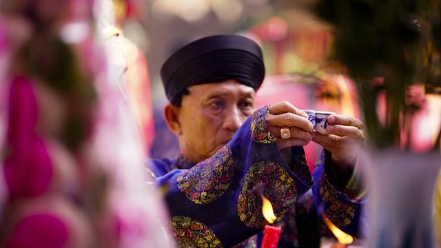 Long trọng lễ rước kiệu Vua Hùng ngày giỗ Tổ - 3
