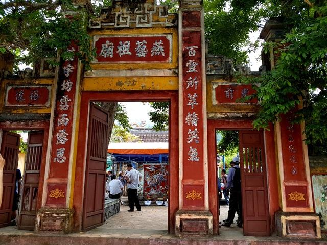 Giỗ Tổ nghề Yến ở Cù Lao Chàm