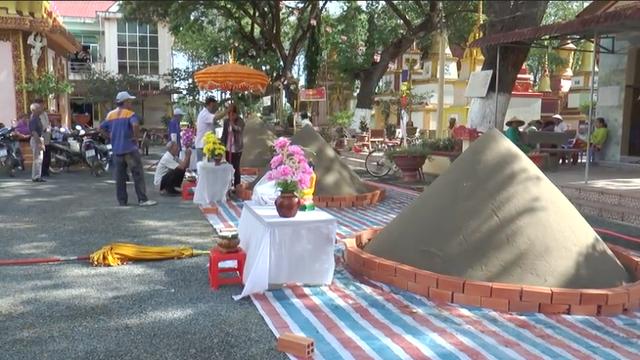 Đồng bào dân tộc Khmer đón Tết cổ truyền Chôl-Chnăm-Thmây - 7