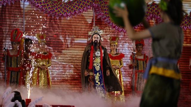 Long trọng lễ rước kiệu Vua Hùng ngày giỗ Tổ - 8