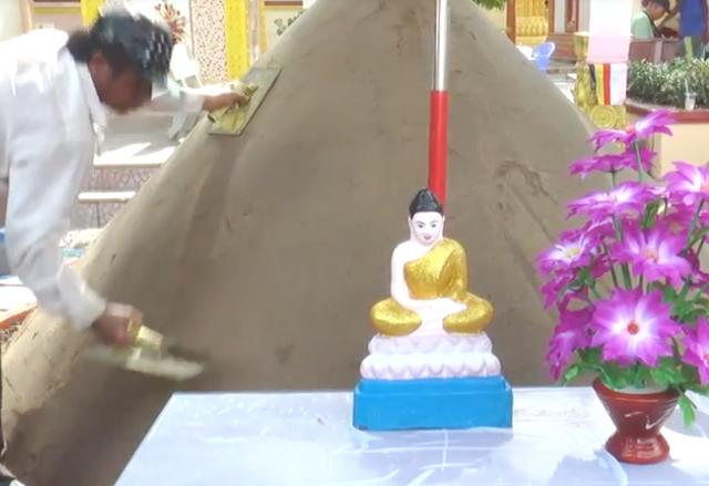 Đồng bào dân tộc Khmer đón Tết cổ truyền Chôl-Chnăm-Thmây - 6