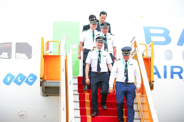 """Bamboo Airways đón thêm máy bay Airbus A321NEO - """"át chủ bài"""" cho đường bay châu Á sắp tới - 2"""