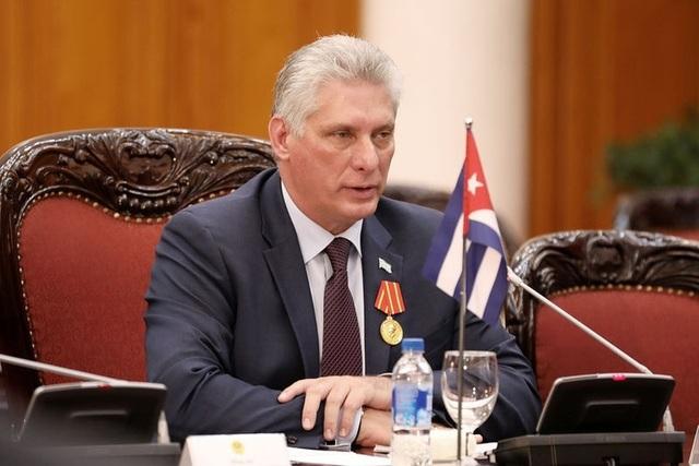 """Chỉ trích Mỹ bóp nghẹt nền kinh tế, Cuba tuyên bố """"không đầu hàng"""" - 1"""