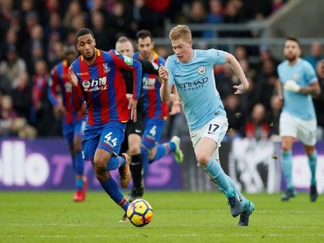 Sau Tottenham, Man City lại gặp thử thách khó mang tên Crystal Palace - 3