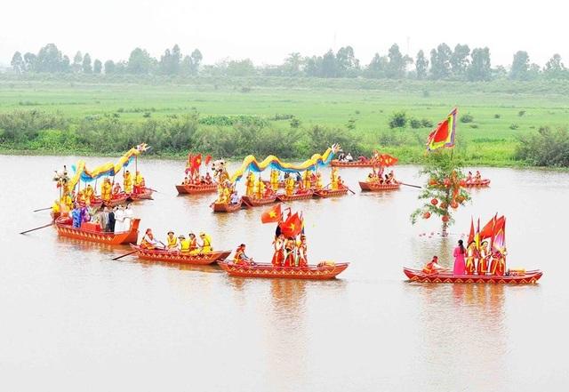 Nét độc đáo của lễ hội Hoa Lư di sản văn hóa phi vật thể quốc gia - 4