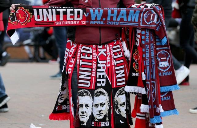 Nhìn lại trận thắng may mắn của Man Utd trước West Ham - 1