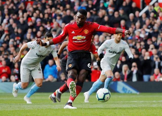Nhìn lại trận thắng may mắn của Man Utd trước West Ham - 11