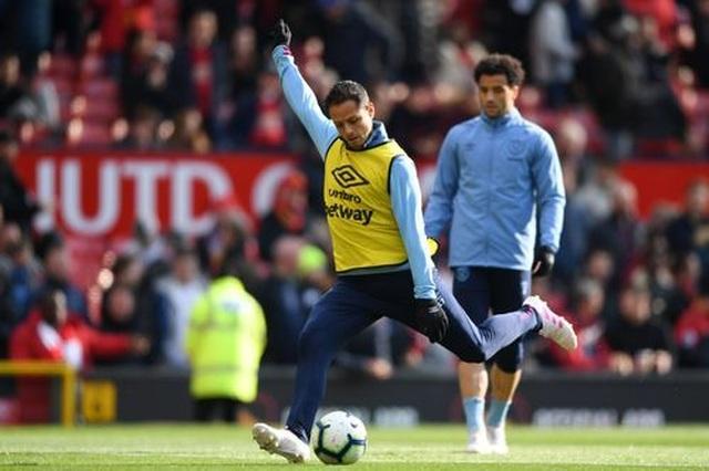 Nhìn lại trận thắng may mắn của Man Utd trước West Ham - 2