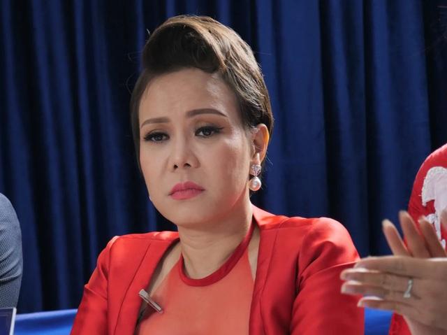 Việt Hương, Hoa hậu Ngọc Hân bật khóc vì chàng thạc sĩ chạy xe ôm bị dè bỉu - 5
