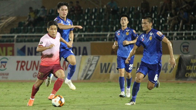 Sài Gòn FC chia điểm với Quảng Nam trên sân nhà - 3
