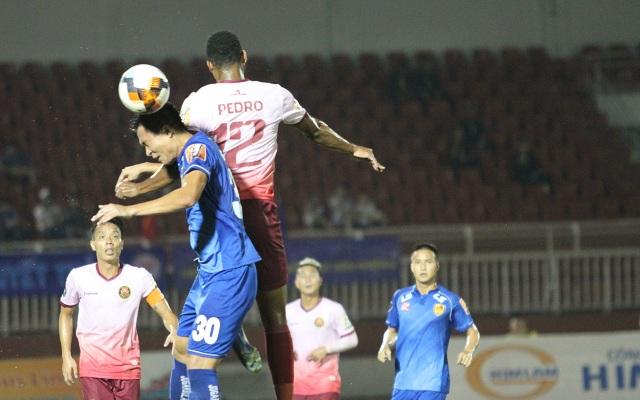 Sài Gòn FC chia điểm với Quảng Nam trên sân nhà - 2