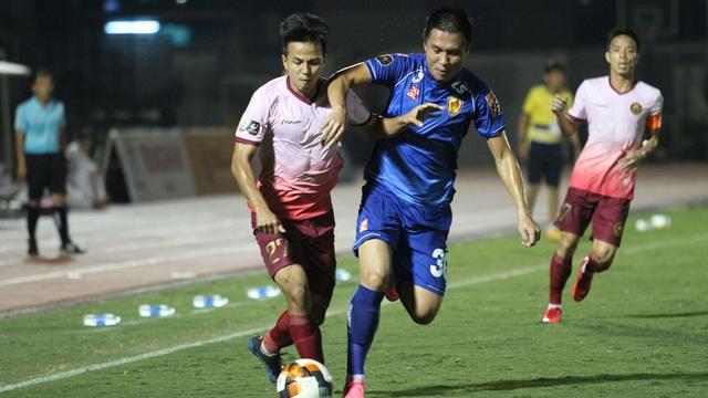 Sài Gòn FC chia điểm với Quảng Nam trên sân nhà - 4